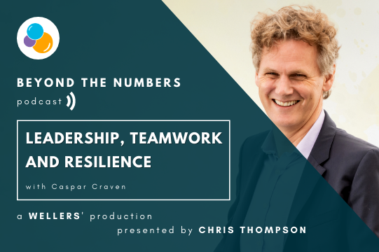 Leadership, Teamwork and Resilience in Business