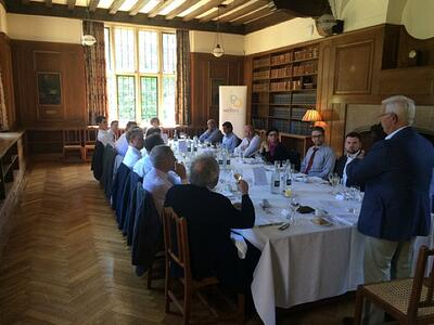 Wellers hospitality roundtable lunch discussions commence