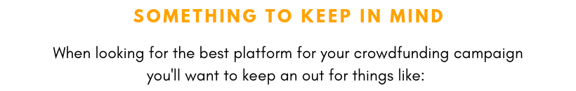 Crowdfunding Blog - Keep in Mind Title