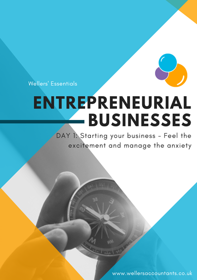Day 1: Starting Your Business Essential Guide Wellers