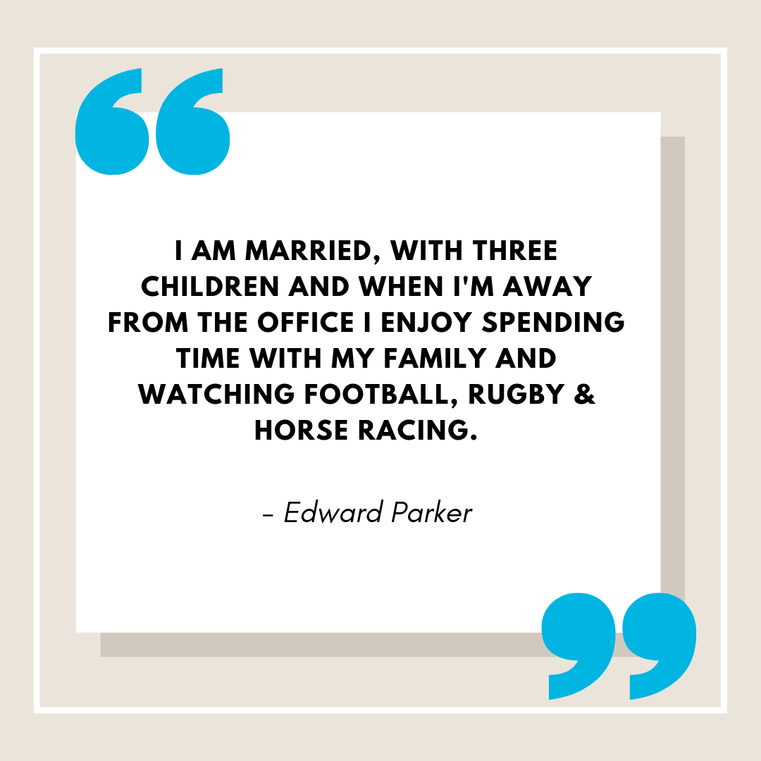 Eddie Parker Partner Quotes
