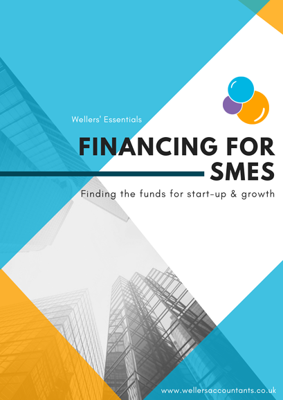 Financing for SMES Essential Guide Cover Page