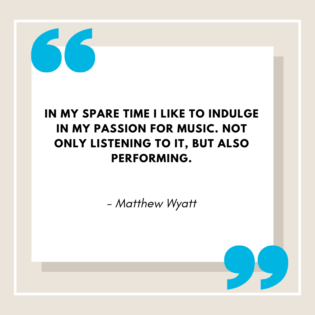 Matt Wyatt Web Bio Partner Quotes