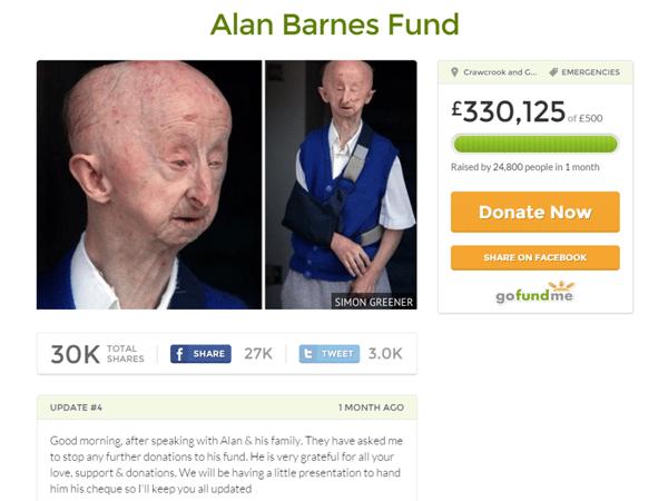 The Alan Barnes Fund