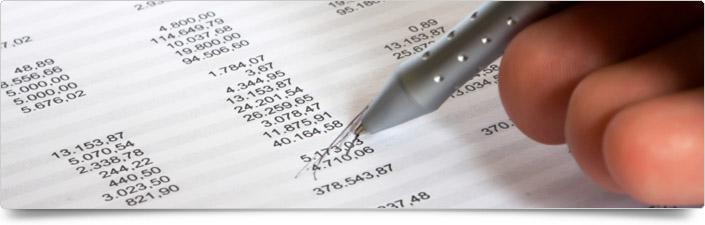 External auditing services