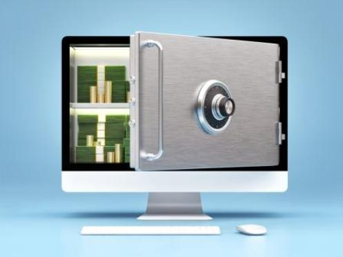 Security for online accounting software